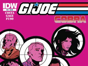 G I  Joe 2' to focus more on Snake Eyes